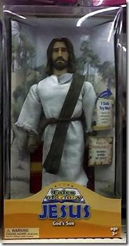 Plastic Talking Jesus